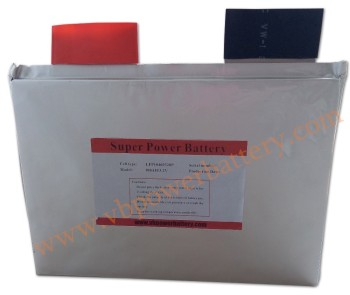 160ah 3.2v Li-Fe rechargeable battery for electric Vehicle