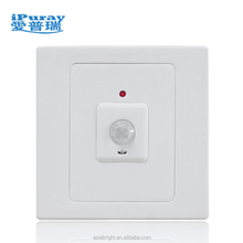 PIR Motion Sensor Switch reomote control the LED light air conditioner center with Preset Delay time A-100R