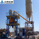automatic concrete mixing plant