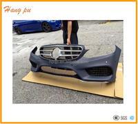 auto spare parts wholesale front bumper body kit for Mercedes W212 E Class AMG