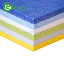 New arrival PET polyester fiber panel acoustics in good reputation