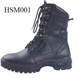 "DH,high response gear 8"" black military hiker combat boots"