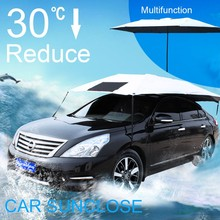 SUNCLOSE windproof rain plastic motorcycle cover car window covers