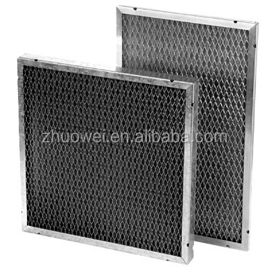 Permanent Metal Filter, Washable Metal Filter, Reusable Metal Air Filter
