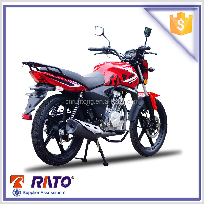 Factory price high quality street bike of RATO motorcycle