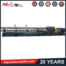 Price competitive Plastic pellet production process/hydraulic hose crimping machine/cable making equipment