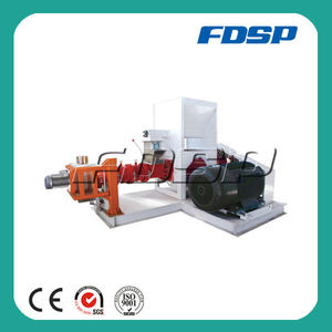 Feather Powder Single-screw Dry Extruder