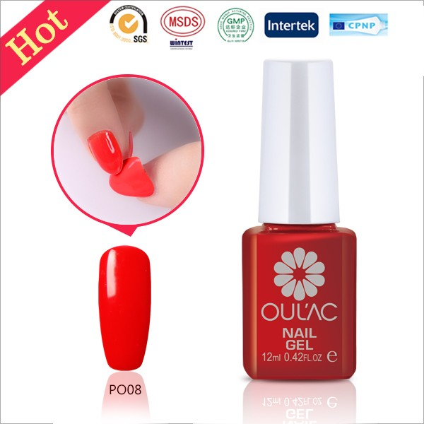 Honey Girl Color Gel Nail Polish ,Peel Off UV Gel Nail Polish Wholesale