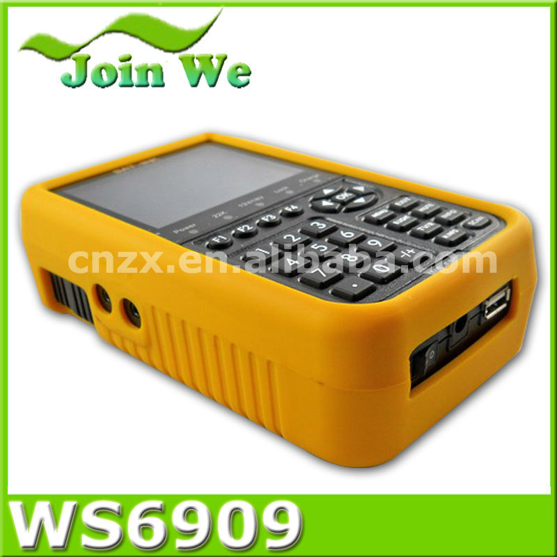 sat link WS 6909 Frequency 950MHz-2150MHz Satellite & Terrestrial Combo Meter Ws6909