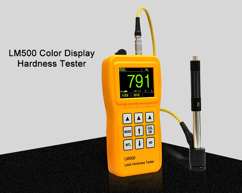 leeb shore hardness tester
