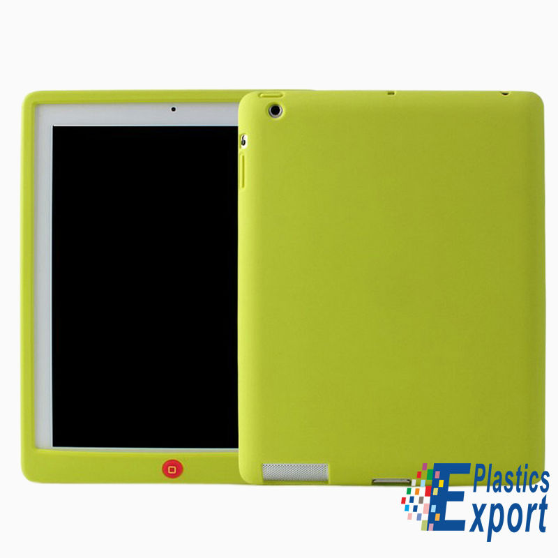 For ipad 2 silicone case