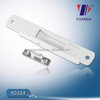 PVC window touch lock for Indian