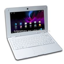 hot sale slim 10inch laptop computer with factory price