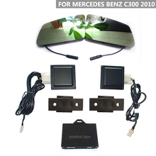 For Mercedes Benz C300 2010 BSA/BSM/BSD/BLIS Car Blind Spot Microwave Radar Sensor Buzzer Warning Blind Spot Assist System