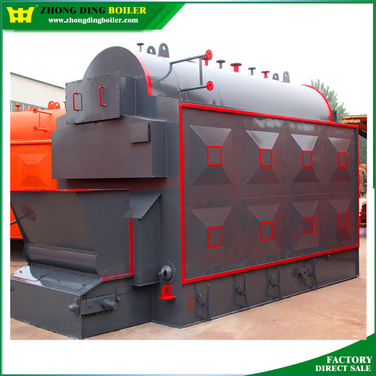 Famous Brand Industrial 2 ton Chain Grate Coal Fired Steam Boiler