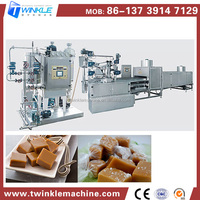 2014 New Style Toffee Candy Cutting And Double Twisting Packing Machine