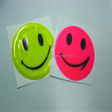 2016 promotional gifts reflective soft pvc mobile phone glowing sticker