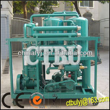 ZYD transformer oil purifier for treating high-grade transformer oil, super-voltage transformer oil