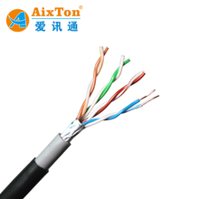 Hot Sell UTP Cat5e/Cat6 Nexans/AMP/D-link Network lan Cable