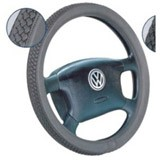 Reflector PVC leather steering wheel cover