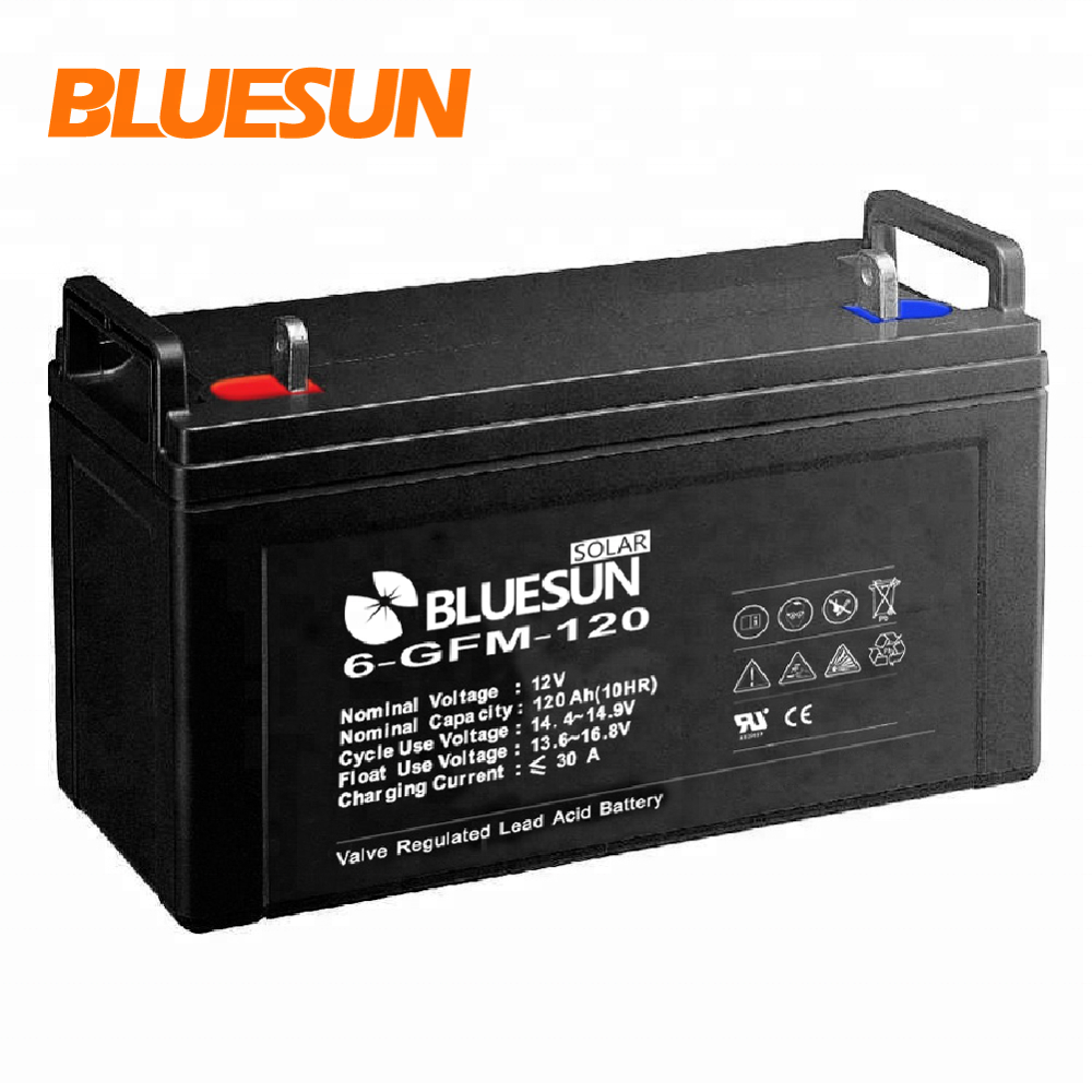 Maintenance Free 12V Deep Cycle GEL Solar <strong>Battery</strong> 200ah 250ah for UPS Inverter Solar Power System Home