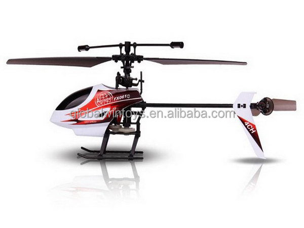 2014 hot sell phantom 6010 rc helicopter with gyro