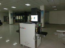 Security body scanner/x-ray luggage scanner/good price baggage detector manufacture