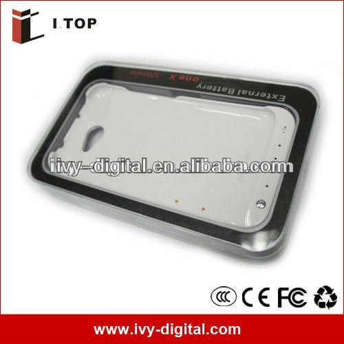 Portable External Battery For HTC ONE X 3200mAh