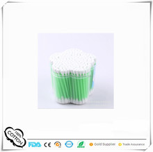 Various types of single tipped cotton swab medical bamboo stick for wholesale