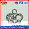 High Precision Deep Groove Ball Bearings 635 Plastic Wheel Stainless Steel Ball