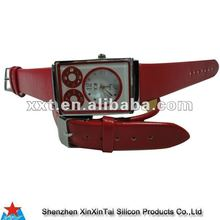 2012 newest leather lady watch
