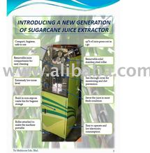 M06B Sugarcane juice extractor