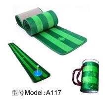 30*300cm indoor Carpet putting mat golf putting green