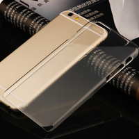 For Apple iPhone 6 Clear Case Cover, Ultra Slim Super Light Hard Transparent Crystal Clear PC Case Cover For iPhone 6/ Plus