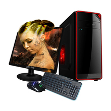 China best Wholesale China Factory Desktop Computer All In One PC With Intel Processor computer