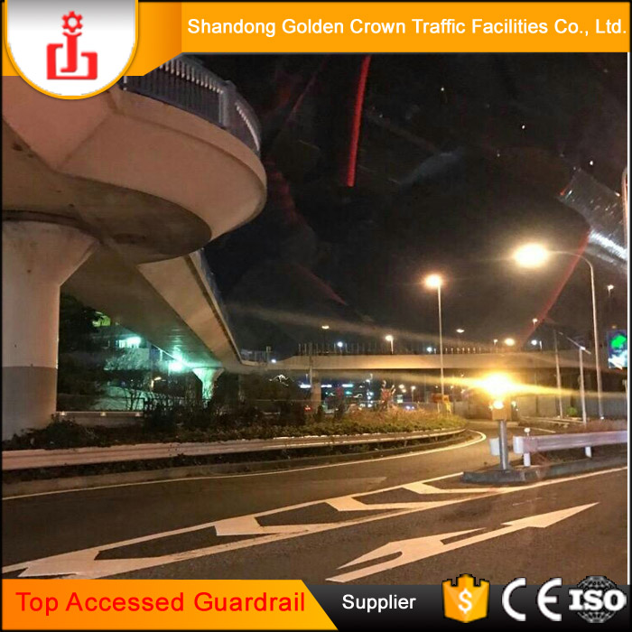 China suppliers high intensity wholesale traffic barrier guard rail