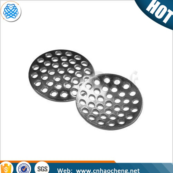 Hookah vaporizer stainless steel 304 concave screen for tobacco filter