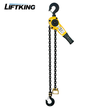 LIFTKING brand kito type manual lever chain block hoist of 0.75t, 1.5t ,3t ,6t ,9ton