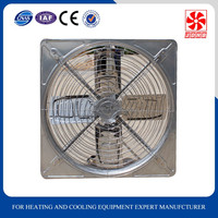 China popular industrial wall mounted fan