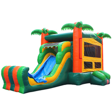 Christmas promotion giant inflatable bouncer house / jumping castle / inflatable bouncer