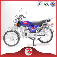 SX70-1 Gas Kick Start 50CC Street Motorcycle