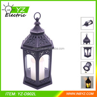 Gifts & Decor Contemporary Classic Style Lamp Candle Holders Lantern