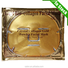 In Stock Gold Collagen Crystal Facial Mask
