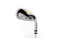 stainless steel golf iron with graphite shaft for lady