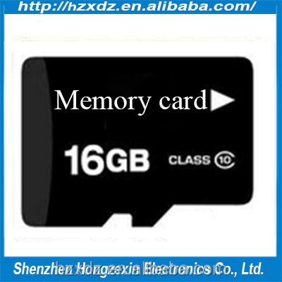 Wholesale 16GB Micro Memory sd Card cheap price good quality high speed