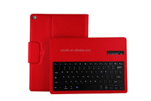 Tablet Leather Case with Bluetooth Keyboard Case Stand for Apple iPad Pro