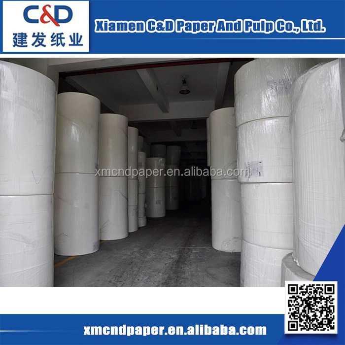2015 China Manufacturer Soft Paper Towel Jumbo Roll