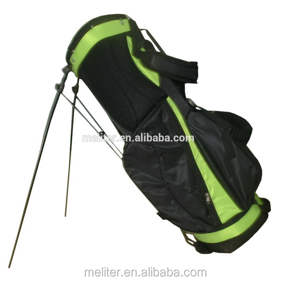 genuine leather design your own golf bag