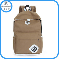 Vintage Canvas Backpack Men/Women Rucksack School Hiking Bag