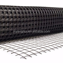 roarailway/driveway/levee construction POLYESTER geogrid